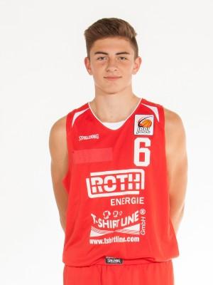 Niklas Bilski 2013/2014: Basketball Akademie Gießen Mittelhessen (JBBL)