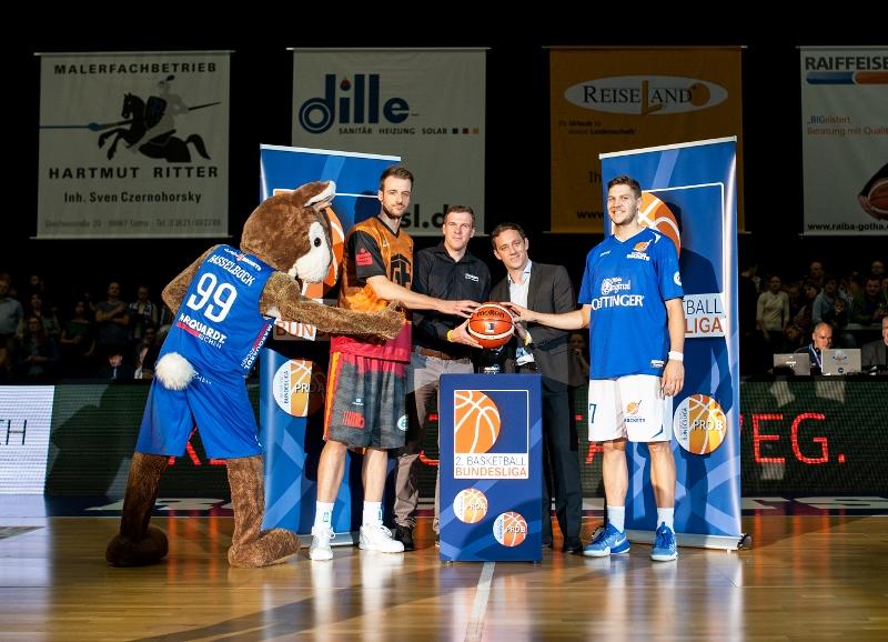 2 Basketball Bundesliga Pro A